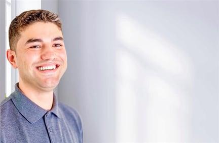 IT-Projektleiter Samyan Seyfi