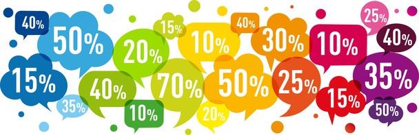 Sales, Ausverkäufe, Rabatte