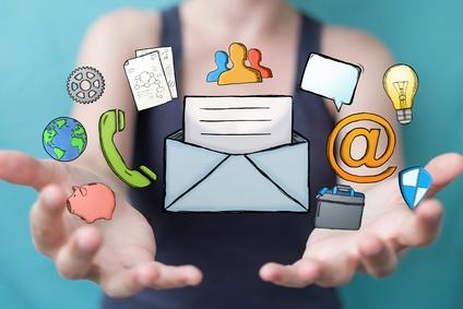 Benachrichtigung zu neuen Blogs via E-Mail erhalten.
