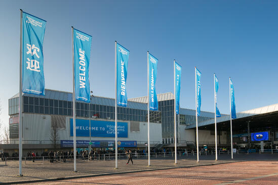 Integrated Systems Europe 2019 Messe (ISE19)