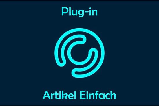 Plug-in Artikel Einfach