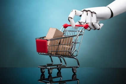 Robotik im Handel