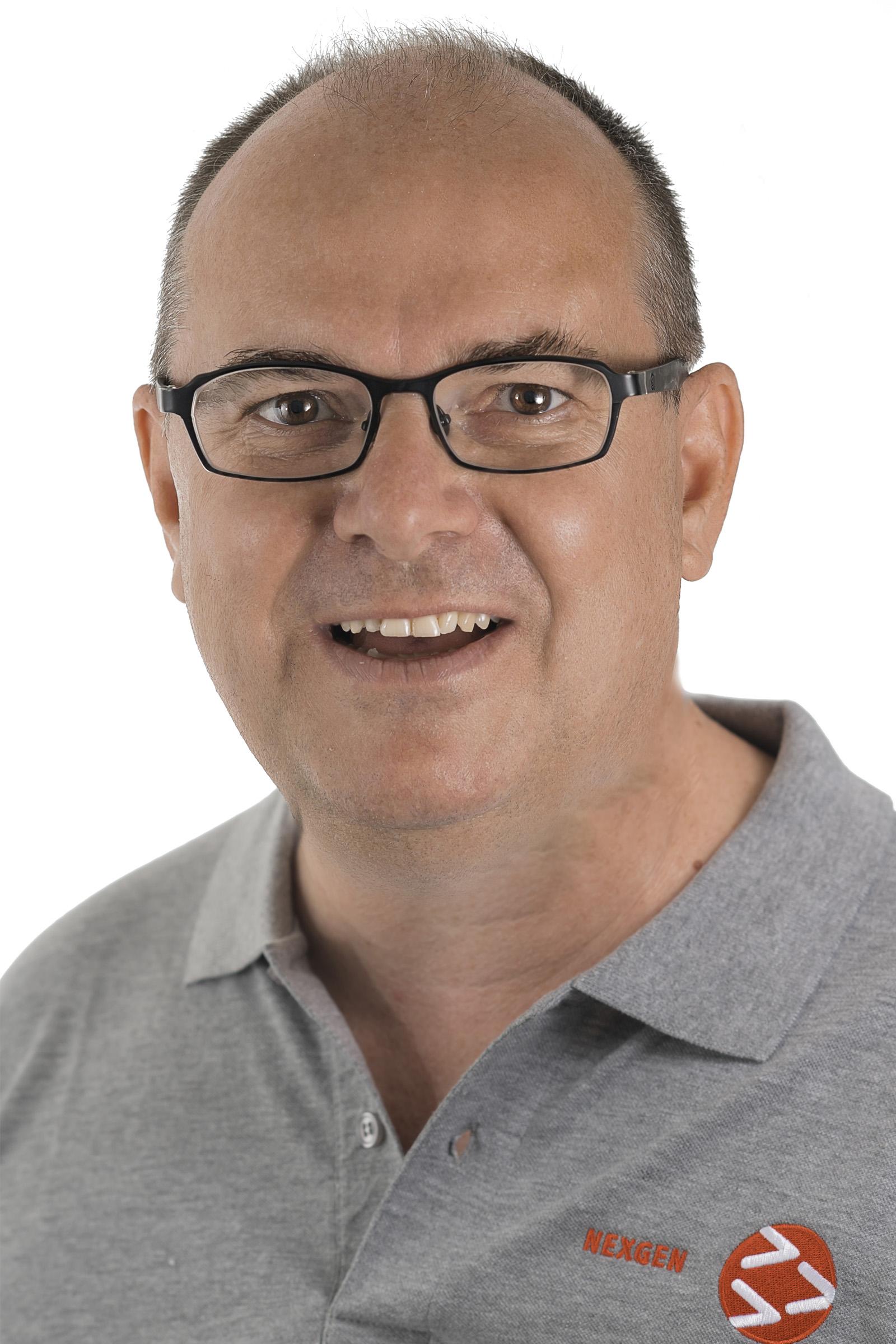 Dominic Lachat, Geschäftsführer Nexgen AG