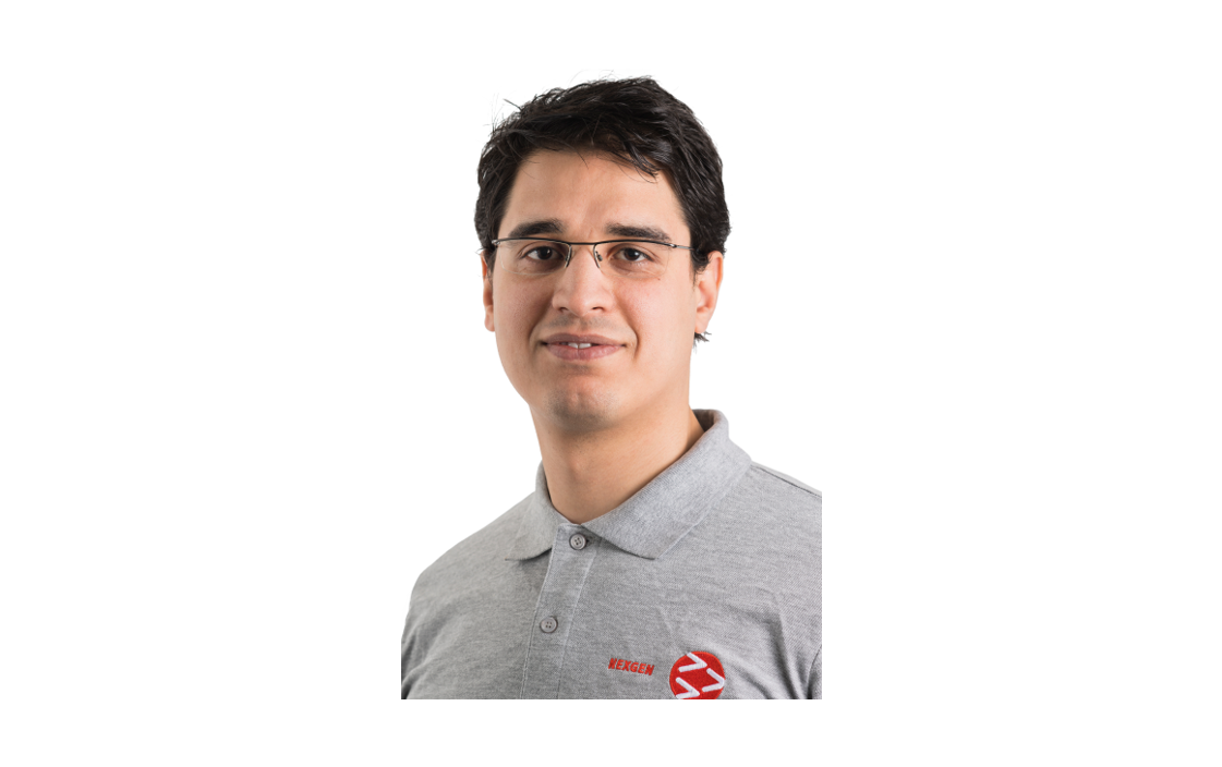 Nexgen Mitarbeiter: Faysal Cherradi
