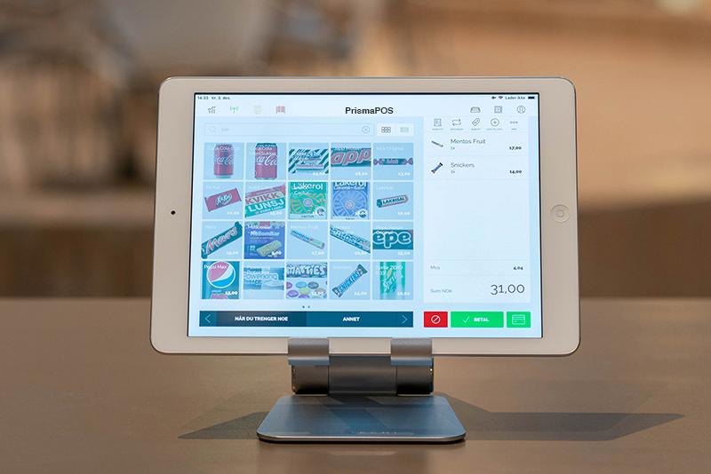 PrismaPOS iPad Kasse