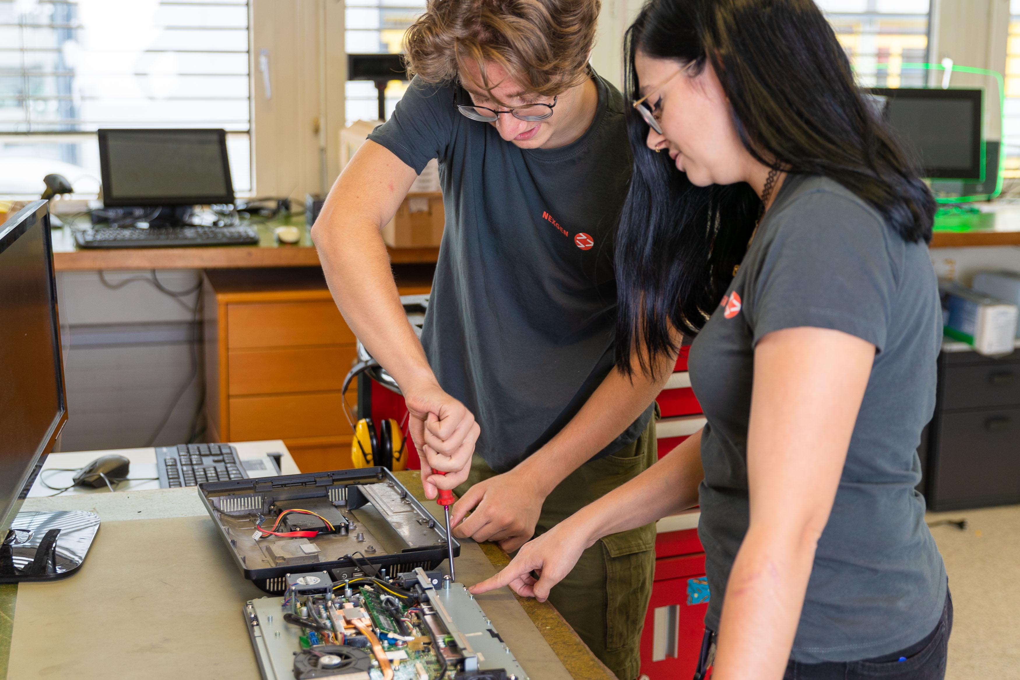 Stelle die Weichen für deine Zukunft mit einer IT-Ausbildung bei Nexgen