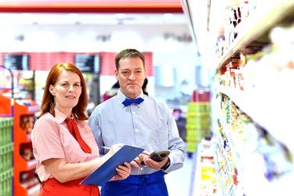 Einfaches Nachbestellen mit der MDE-Applikation Einkaufsliste