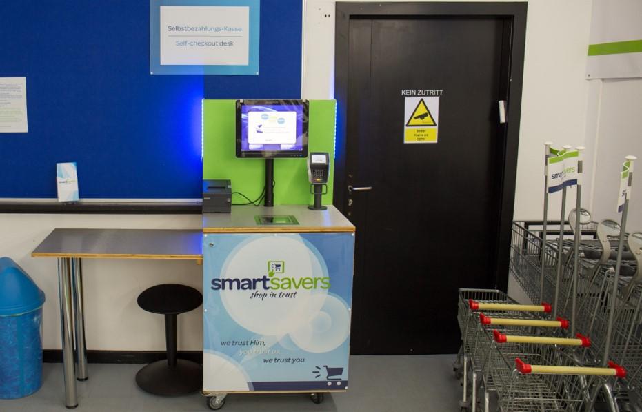 Smart Savers: Eine innovative Kassenlösung für die Selbstbedienung