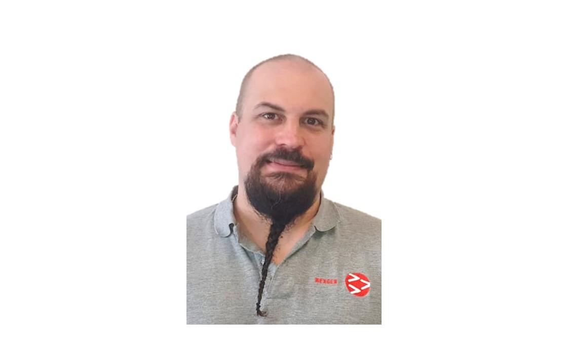 Unser Mitarbeiter: Dominik Grömminger
