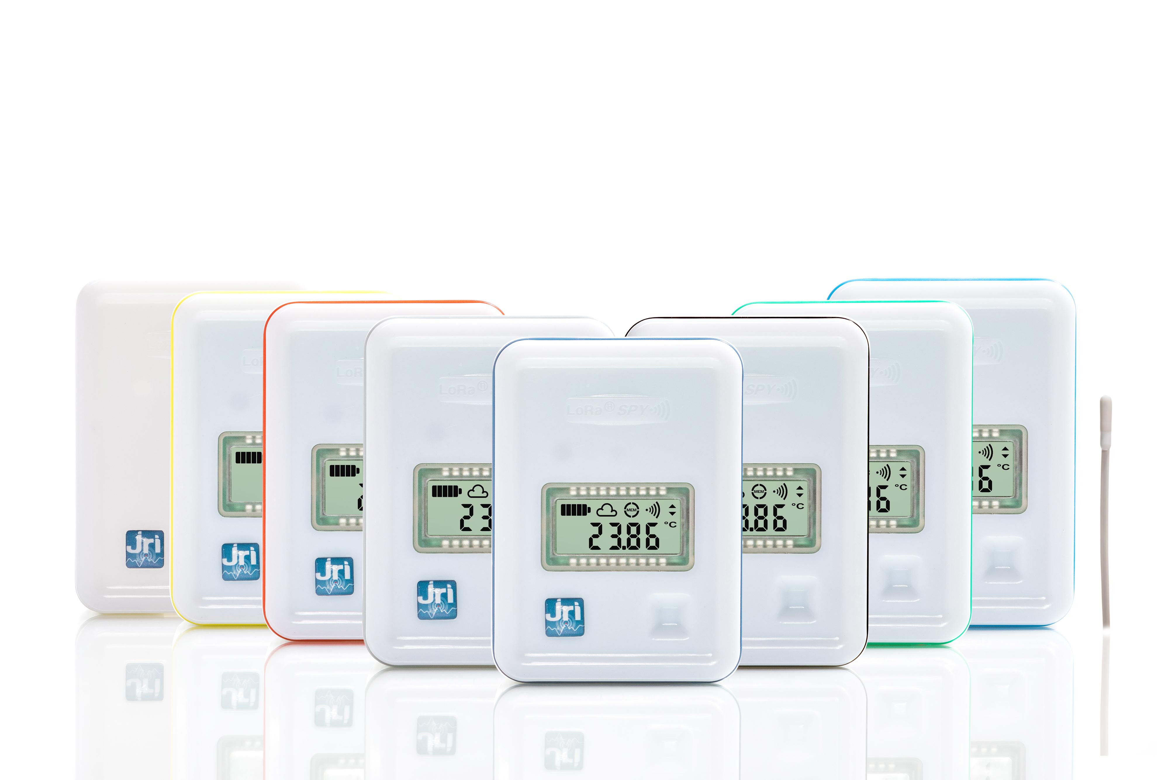 JRI Temperatur-Überwachung, die kleinen Helfer im Kühlregal