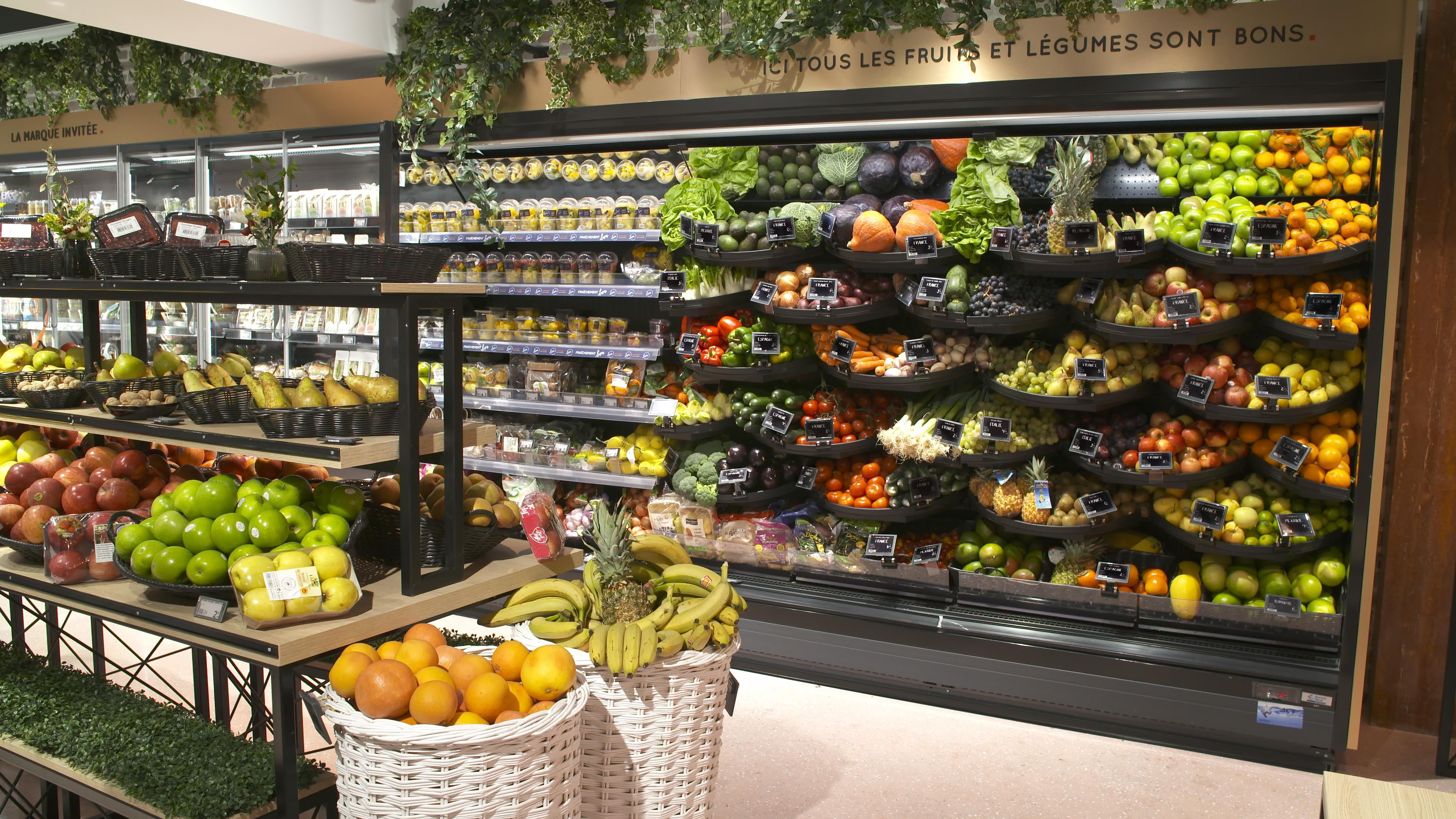 Optimieren Sie Ihren Betrieb für frische Lebensmittel im Laden